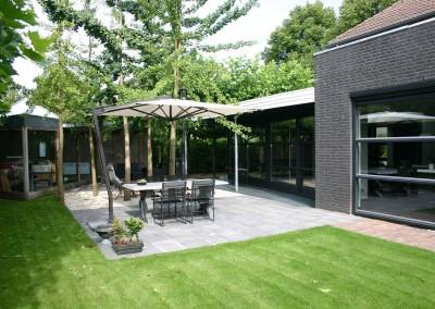 Verbouwing en uitbreiding woonhuis Berghem