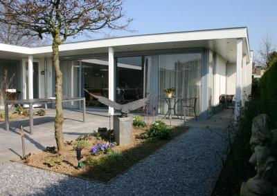 Verbouwing en uitbreiding woonhuis Elst