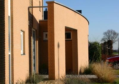Nieuwbouw woonhuizen Elst