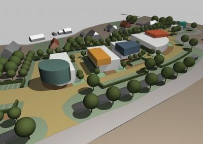 Stedenbouwkundig plan Aamsepoort Noord