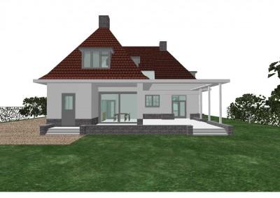 Uitbreiding en renovatie woonhuis Elst